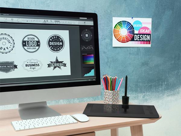 graphic design faceless