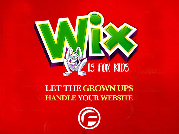 wix is for kids 600x450