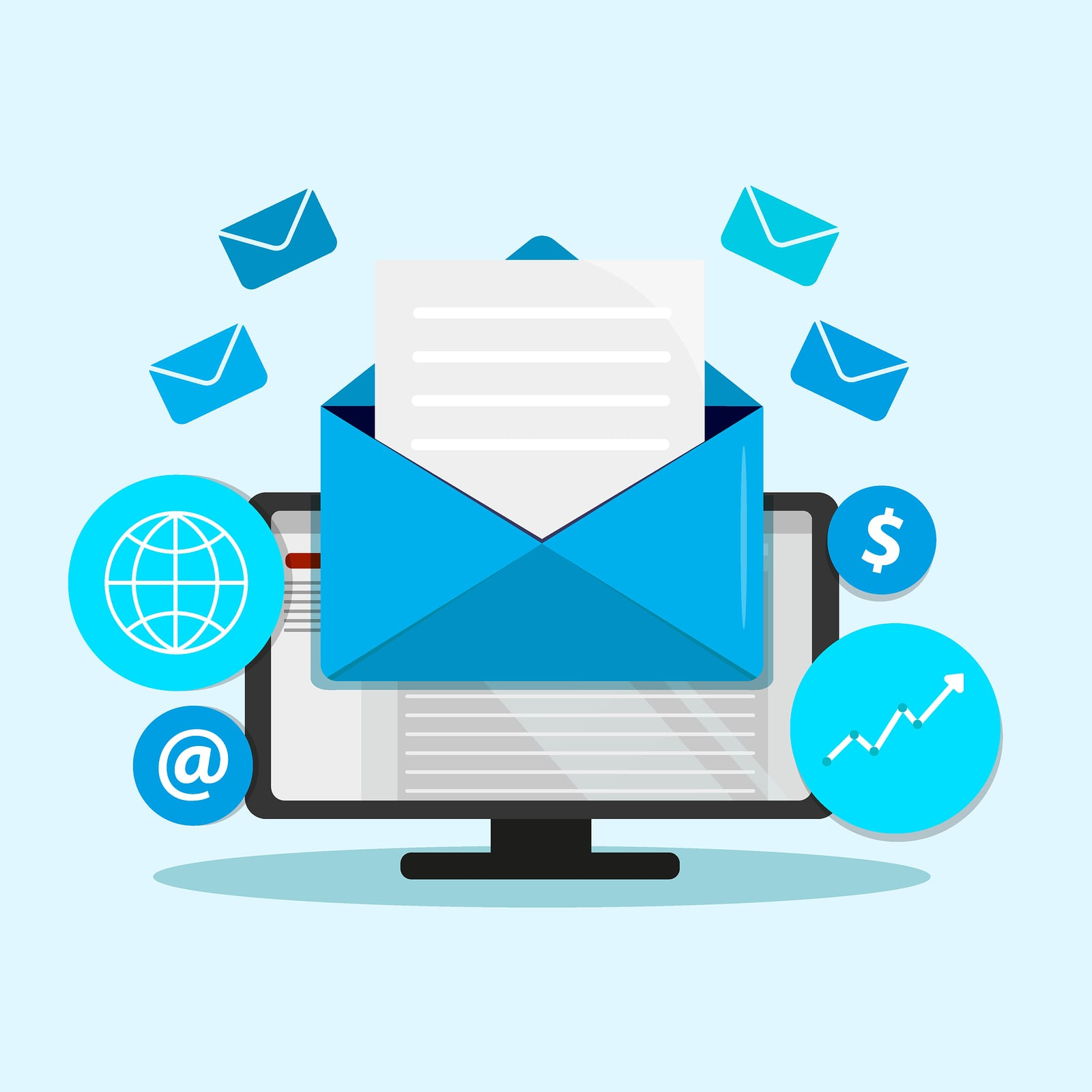 Are our email newsletters important?