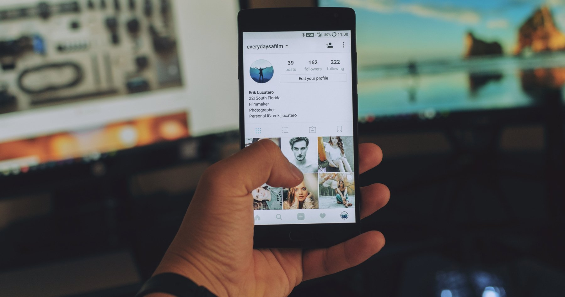 Platform to use for Instagram management.